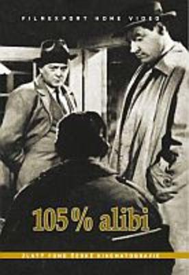 105 % alibi - DVD box