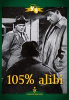 105 % alibi - digipack DVD