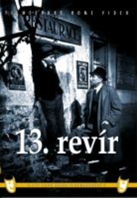 13. revír - DVD box