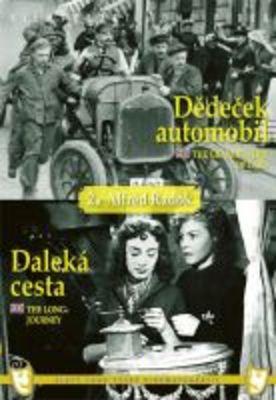 Daleká cesta / Dědeček automobil - DVD box