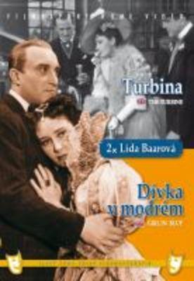 Dívka v modrém / Turbina - DVD box