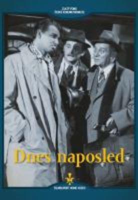 Dnes naposled - digipack DVD