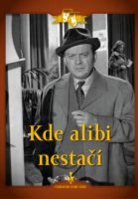 Kde alibi nestačí - digipack DVD