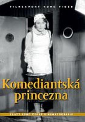 Komediantská princezna - DVD box