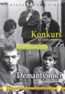 Démanty noci / Konkurs - DVD box