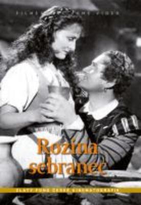 Rozina sebranec - DVD box