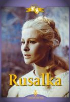 Rusalka - digipack DVD