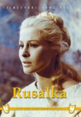 Rusalka - DVD box