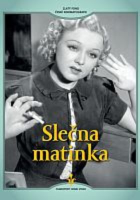 Slečna matinka - digipack DVD
