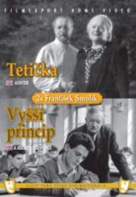 Vyšší princip / Tetička - DVD box