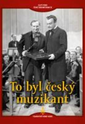 To byl český muzikant - digipack DVD