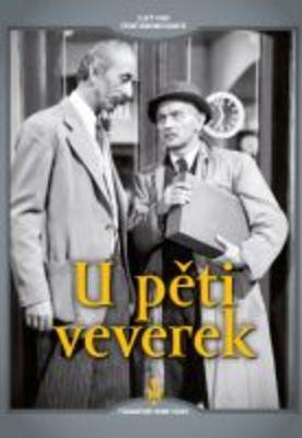 U pěti veverek - digipack DVD