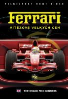 Ferrari -  vítězové velkých cen - DVD