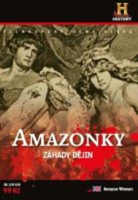 Amazonky - digipack DVD