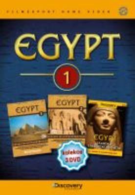 Egypt 1 - set 3 DVD - papírové pošetky