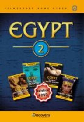Egypt 2 - set 4 DVD - papírové pošetky