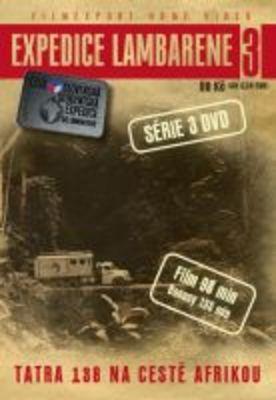 Expedice Lambarene 3 - papírová pošetka DVD