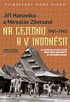 Jiří Hanzelka a Miroslav Zikmund na Cejlonu a v Indonésii (2x DVD) - digipack