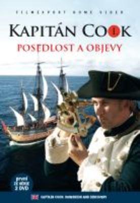 Kapitán Cook: Posedlost a objevy I. - papírová pošetka DVD