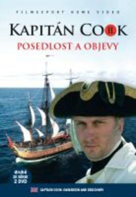 Kapitán Cook: Posedlost a objevy II. - papírová pošetka DVD