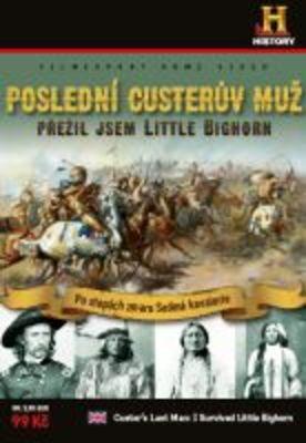 Poslední Custerův muž: Přežil jsem Little Bighorn - digipack DVD