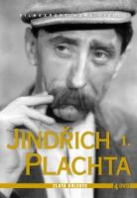 Jindřich Plachta - Zlatá kolekce 4 DVD